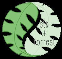 elk + forrest